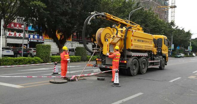 深圳市政管道疏通
